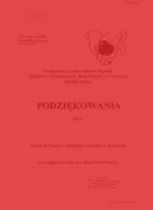 Placówka Mały Dworek w Łaszczynie