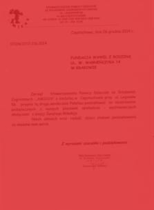 Stowarzyszenie Amicus z Częstochowy