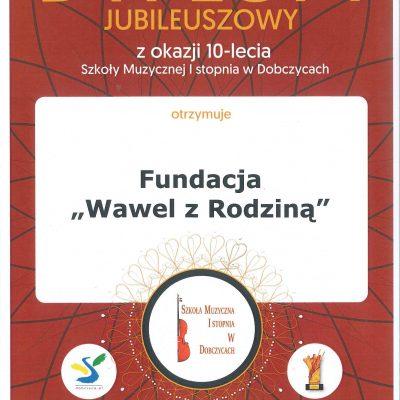 Koncert Jubileuszowy z okazji 10 – lecia Szkoły Muzycznej I stopnia w Dobczycach