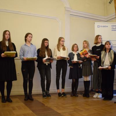 Finał XXVI Krakowskiego Turnieju Wiedzy o Mitologii i Antyku