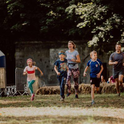Comandosik – bieg z przeszkodami dla dzieci